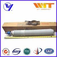 Buy cheap 220kV High / Medium Voltage Circuit Zinc Oxide Arrester With Ceramic Housing , IEC60099-4 from Wholesalers