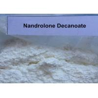 Buy cheap Legal Deca Durabolin Steroids Powder Nandrolone Decanoate For Muscle Enhancement from Wholesalers