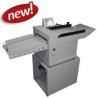 Buy cheap 0.6mm / 1.2mm /1.4mm Paper Electric Creasing Machine With 5 Inches Touch Screen Crease-5335 from wholesalers