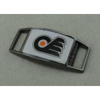 Buy cheap Shoe Enamel lapel Pin With Zinc Alloy , Black Nickel Plating 1.25 Inch from Wholesalers