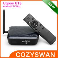 Buy cheap Quad Core dual band wifi Google Android 4.4 TV Box RK3288 Ubuntu OS from wholesalers
