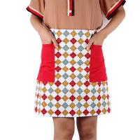 Buy cheap Colorful Personalised Kitchen Aprons , Home Custom Cooking Aprons 45 * 72cm from wholesalers