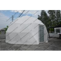 Buy cheap Diamater 5m -40m Steel Tube Geodesic Dome Half Sphere Tents For Outdoor Exhibition Party from wholesalers