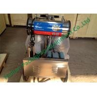 Buy cheap Mobile automatic Cow Milker Vaccum Pump Sucking For Two Cows from Wholesalers
