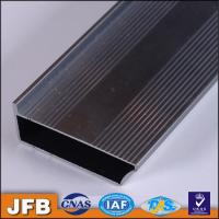 Buy cheap Item L092 3000meters light grey industrial for kitchen cabinet types of aluminum profile from wholesalers
