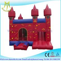 Buy cheap Hansel buy inflatable slide trampoline,inflatable bouncer big,inflatable games for sale from Wholesalers