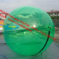 Buy cheap human water bubble ball float ball water level crystal snow globe water ball from Wholesalers