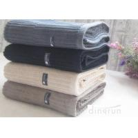 Quality Solid Color, Extra Large Terry Beach Towel 100% Cotton For Adults 100*180cm wholesale