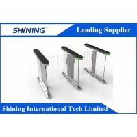 Quality High Speed Barcodes System Supermarket Swing Gate With Problem-Self-Checking wholesale