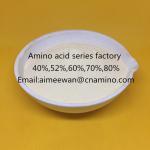 Hot sale plant origin compound amino acid powder 80% organic fertilizer,no chloride,no salt,100% water-soluble