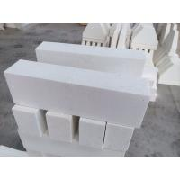 Quality Refractory material AZS refractory brick for glass kiln with good quality wholesale