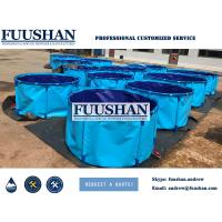 Buy cheap High Density PVC Liner for Fish Farming / Aquaculture Pond Waterproofing Projects from Wholesalers