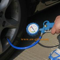 Buy cheap 0-220PSI Self-locking Auto Car Wheel Tire Air Pressure Gauge Meter Tyre Tester Vehicle Monitoring System from Wholesalers