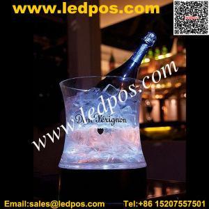 Dom Perigon Champagne Bottle Ice Bucket
