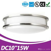 Buy cheap High Quality DOB Ceiling Light 10inch 15w Led Ceiling Light Round CEC Title24 ES UL Listed from wholesalers