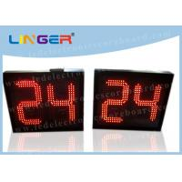 Buy cheap Multi Functional Basketball Game Clock , LED Shot Clock For Basketball from Wholesalers
