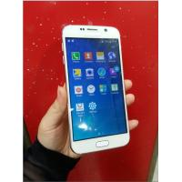 Buy cheap 1:1 5 inch Samsung S6 MTK6582 Quad core CPU IPS screen 1920*1080 2G RAm 16G ROM Android 5 from wholesalers