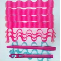 Buy cheap Magic Circle Hair Styling Rollers Curlers / Magic Roller Hair Curler Set from wholesalers