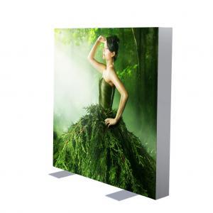 Buy cheap Advertising LED Light Box Backlit Frameless Led Fabric Light Reinforced Struction from wholesalers