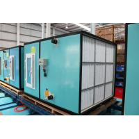 Buy cheap Double Skin 1/2 Rows Heating Coil 7-1300kw Custom Air Handling Units Ith 30/50 Mm Insulation from Wholesalers