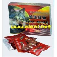Buy cheap King Wolf  Best Penis Pills from Wholesalers