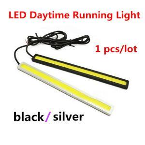 17cm 6W Waterproof COB Daytime Running DRL LED Car Light