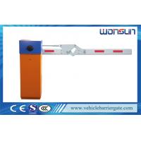 Buy cheap Swing Arm Out Automatic Barrier Gate With Arm Length 1-6 Meters from Wholesalers