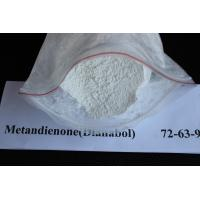 Quality Pharmaceutical Raw Materials Dianabol Anabolic Body Building Steroids Metandienone wholesale