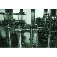 Buy cheap Safe Hot Filling Machine Full Automatic For Fruit Juice / Tea Bottling from Wholesalers