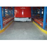 Buy cheap Powder Coated VNA Pallet Racking heavy duty racking pallet storage from Wholesalers
