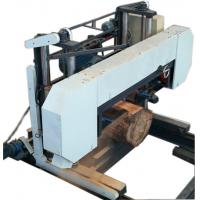 Buy cheap horizontal band saw for wood-MJ1800/MJ2000 Heavy Duty Large Size Horizontal Band Sawmill from wholesalers