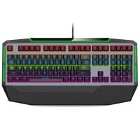 China RGB Backlit Gaming Computer Keyboard 108 Keys With Conflict - Free Design on sale