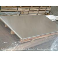 Buy cheap 0.3mm Precision Ground Aluminum Plate Solar Reflective Aluminum Sheet from Wholesalers