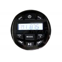 Buy cheap 240W Waterproof Marine outdoor Stereo MP3 player With Bluetooth and RCA out from Wholesalers
