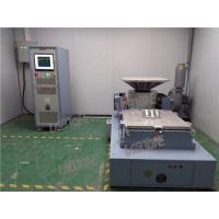 Buy cheap Vertical / Horizontal Vibration Tester Vibration Table Testing Equipment MIL-STD / ISTA Standards from wholesalers