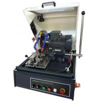 Buy cheap Manual Wheel Feed Abrasive Saw Metallographic specimens Abrasive Cutter Cutting machine from Wholesalers