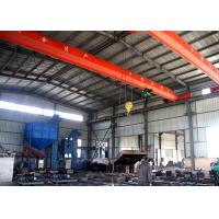Buy cheap Industrial Workshop Single Beam Overhead Crane , Electric Overhead Travelling Crane from Wholesalers