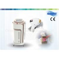 Buy cheap Male Body SHR Diode Laser Hair Removal Machine with Water / Temperature Sensor from Wholesalers