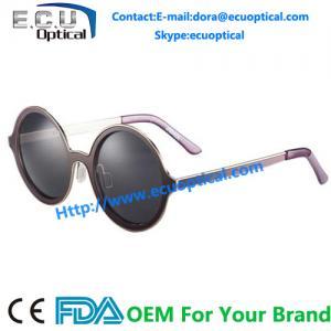 2014 New Fashion Vintage Round Frames Womens Sunglasses Retro Round Half Frame Metal Arm Sunglasses Ladies sunglasses