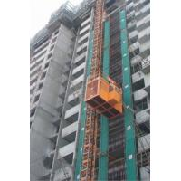 Buy cheap Material Lift Construction Hoist Elevator with Schneider , LG Electric Parts from Wholesalers