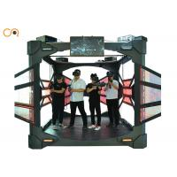 Buy cheap Multiplayer 9d Virtual Reality Shooting Simulator For Amusement Park from Wholesalers