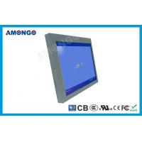 """Buy cheap 15"""" SAW Touch Screen Open Frame Touch Screen Monitor 1024x768 VGA / DVI from Wholesalers"""