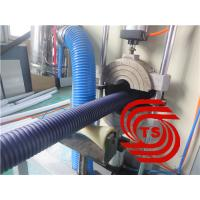 Buy cheap Double Wall Hdpe Pipe Production Line / Hdpe Pipe Manufacturing Machine from wholesalers