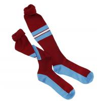 Men's Athletic Ankle Cotton Terry Socks