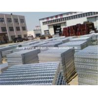 Buy cheap Square / Rectangular Stainless Steel Grating Panels Hot Dipped Galvanized Surface Treatment from Wholesalers