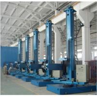 China Heavy-Duty Welding Manipulator With 5m Vertical Stroke For Automatic Welding Pipe Tank on sale