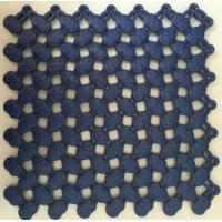 Quality Antibacterially Soft Vinyl Interlocking Mat for wet area for sale