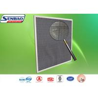 Buy cheap Ventilation Nylon Mesh Pleated Panel Air Filters House Air Filters from Wholesalers