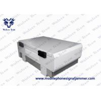 Buy cheap Waterproof GSM CDMA GPS Signal Jammer With Omni - Directional Antennas from Wholesalers