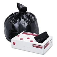 Buy cheap Low Density 60 Gallon Garbage Bags , Plastic Commercial Trash Bags 1.7mil from Wholesalers